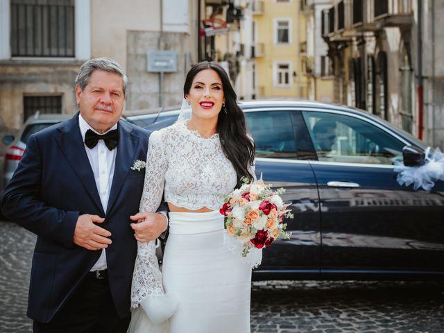 Il matrimonio di Antonio e Giulia a Avellino, Avellino 39