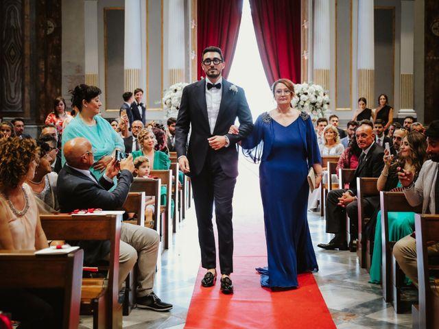 Il matrimonio di Antonio e Giulia a Avellino, Avellino 40