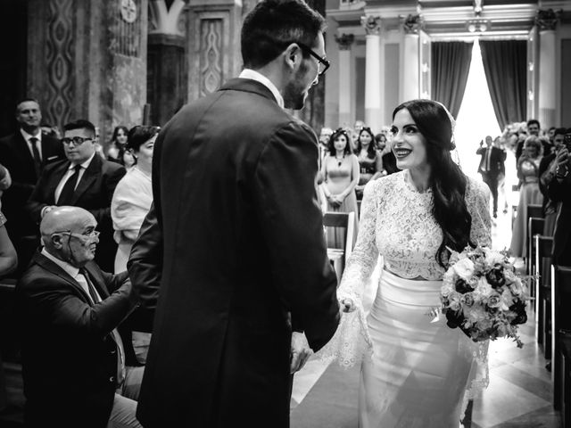 Il matrimonio di Antonio e Giulia a Avellino, Avellino 44