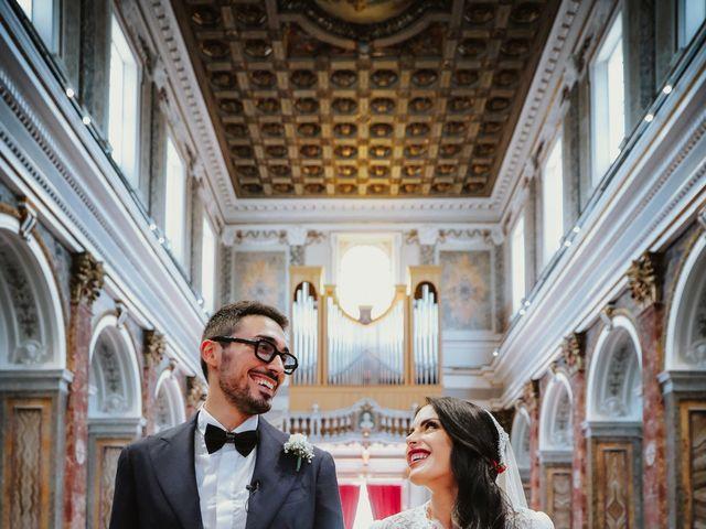 Il matrimonio di Antonio e Giulia a Avellino, Avellino 49
