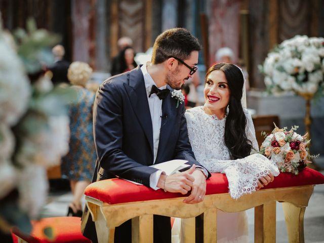 Il matrimonio di Antonio e Giulia a Avellino, Avellino 54