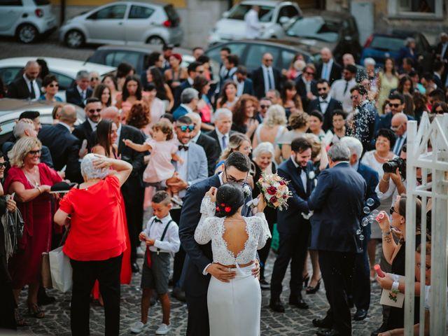 Il matrimonio di Antonio e Giulia a Avellino, Avellino 58
