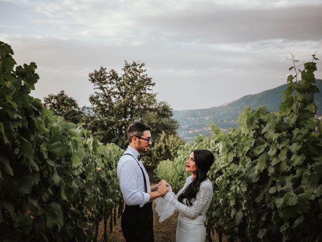 Il matrimonio di Antonio e Giulia a Avellino, Avellino 59