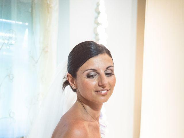 Il matrimonio di Massimiliano e Giulia a Sarzana, La Spezia 8