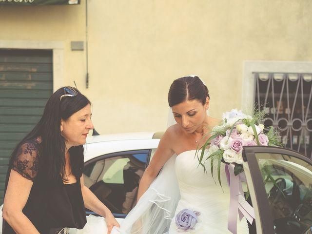 Il matrimonio di Massimiliano e Giulia a Sarzana, La Spezia 11