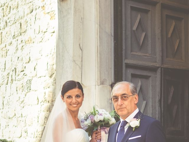 Il matrimonio di Massimiliano e Giulia a Sarzana, La Spezia 12