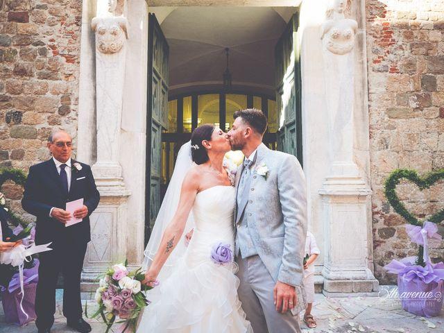 Il matrimonio di Massimiliano e Giulia a Sarzana, La Spezia 13