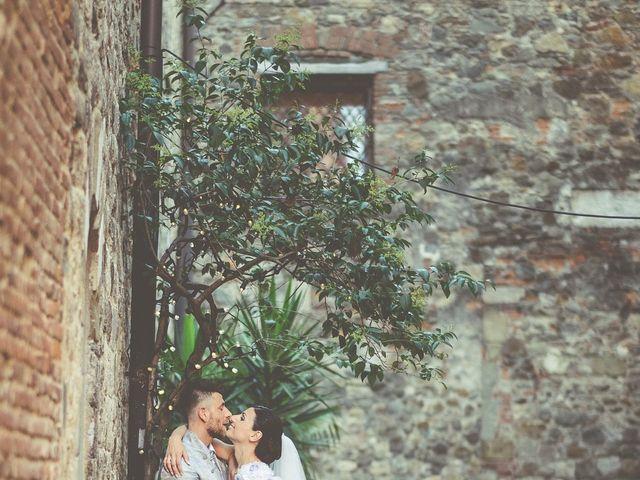 Il matrimonio di Massimiliano e Giulia a Sarzana, La Spezia 15
