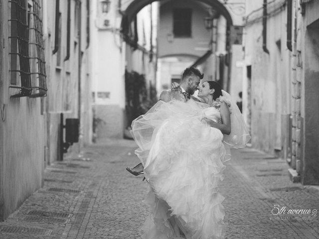 Il matrimonio di Massimiliano e Giulia a Sarzana, La Spezia 19