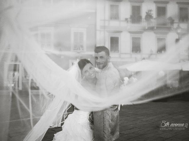 Il matrimonio di Massimiliano e Giulia a Sarzana, La Spezia 21