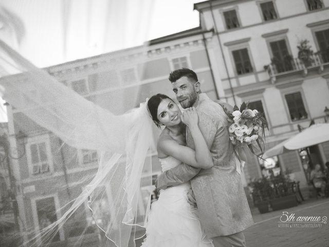 Il matrimonio di Massimiliano e Giulia a Sarzana, La Spezia 22