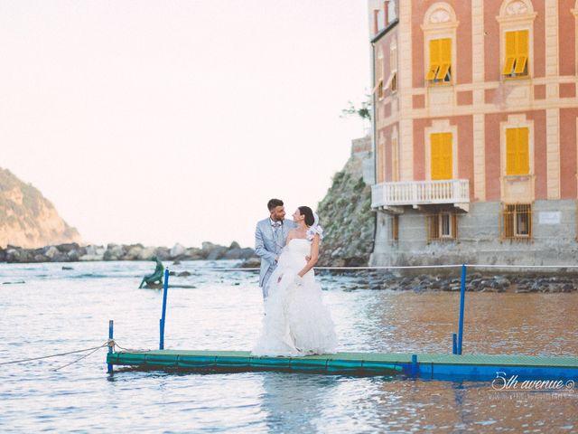 Il matrimonio di Massimiliano e Giulia a Sarzana, La Spezia 30