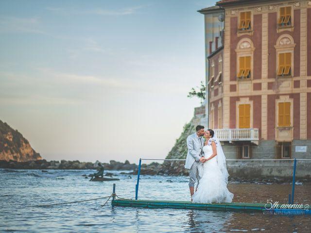 Il matrimonio di Massimiliano e Giulia a Sarzana, La Spezia 31