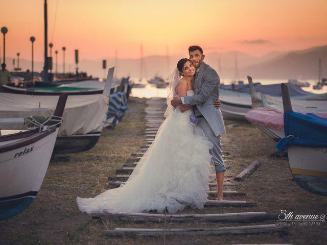 Il matrimonio di Massimiliano e Giulia a Sarzana, La Spezia 32