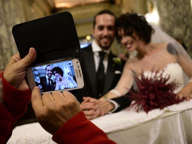 Le nozze di Rita e Andrea