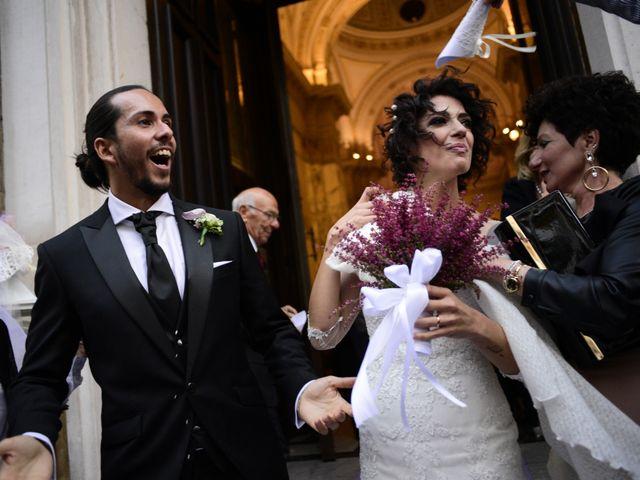 Il matrimonio di Andrea e Rita a Taranto, Taranto 1