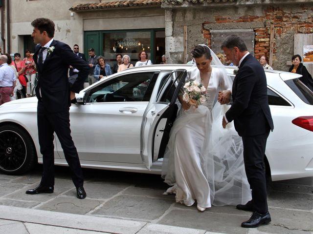 Il matrimonio di Simone e Francesca a Grado, Gorizia 1