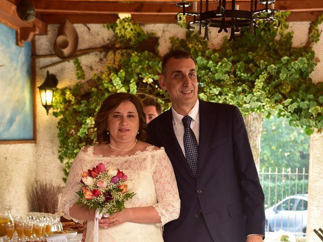 le nozze di Adriana e Silvio