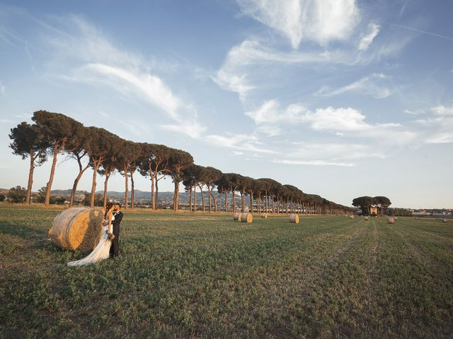 Il matrimonio di Daniele e Alessia a Roma, Roma 32