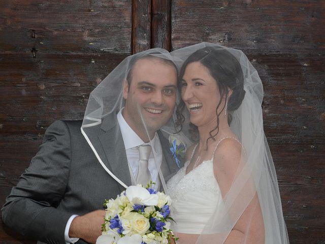 le nozze di Lara e Giulio