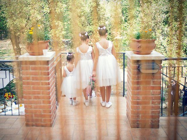 Il matrimonio di Massimo e Sara a Orvieto, Terni 17
