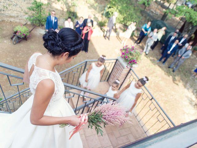 Il matrimonio di Massimo e Sara a Orvieto, Terni 18