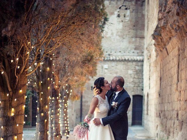 Il matrimonio di Massimo e Sara a Orvieto, Terni 1