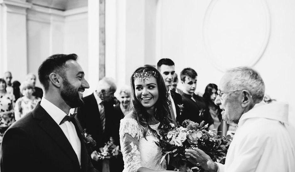 Il matrimonio di Francesco  e Cristina  a Soglio, Asti