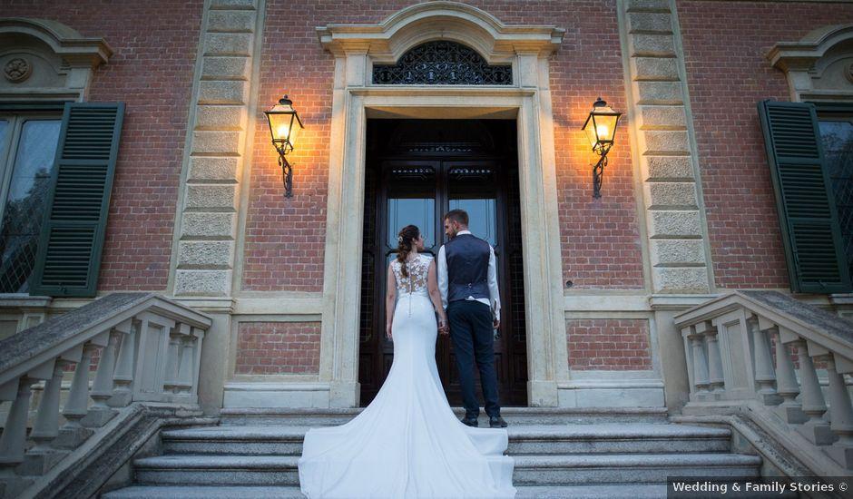 Il matrimonio di Yuri e Laura a Bereguardo, Pavia