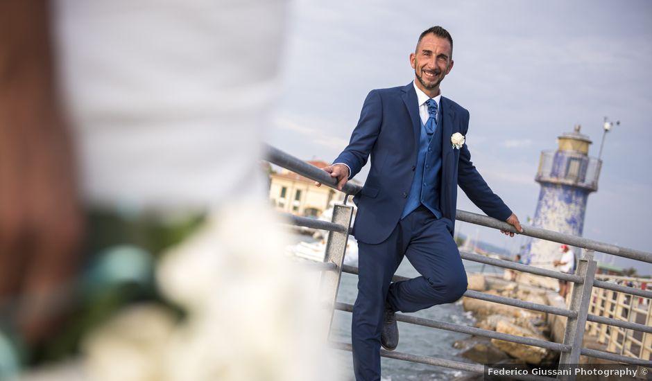 Il matrimonio di Andrea e Simona a Grosseto, Grosseto