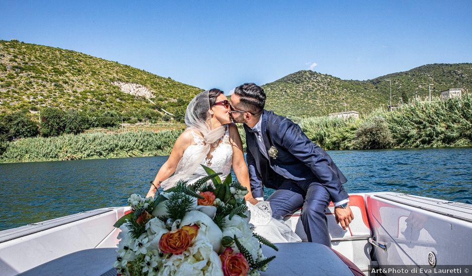 Il matrimonio di Alessandra e Davide a Terracina, Latina