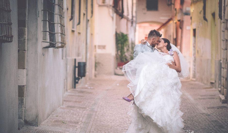 Il matrimonio di Massimiliano e Giulia a Sarzana, La Spezia