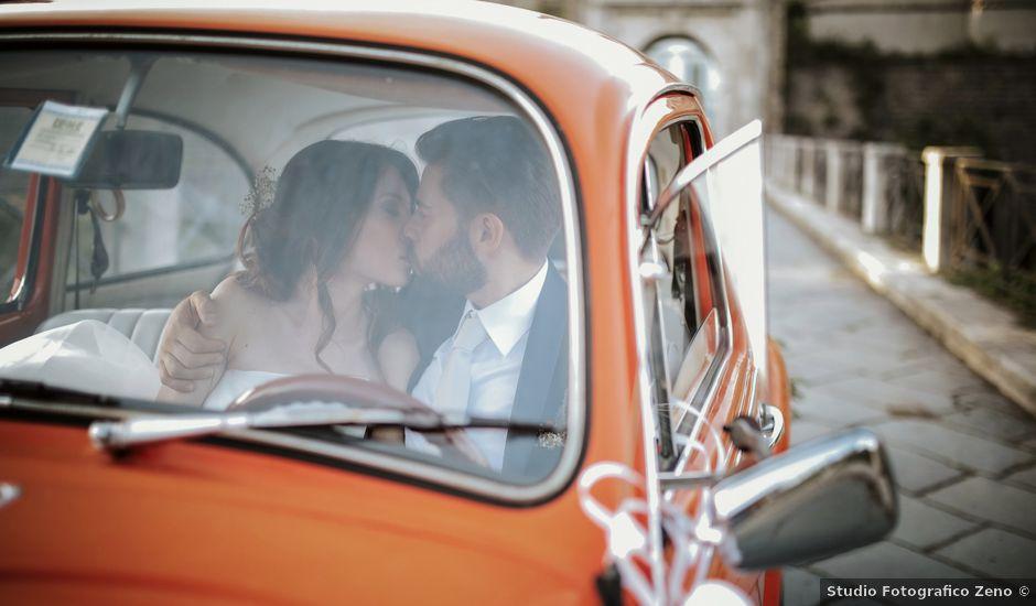 Il matrimonio di Raffaele e Giusy a Caserta, Caserta
