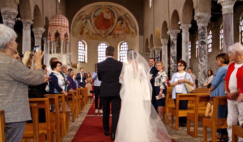 Il matrimonio di Simone e Francesca a Grado, Gorizia