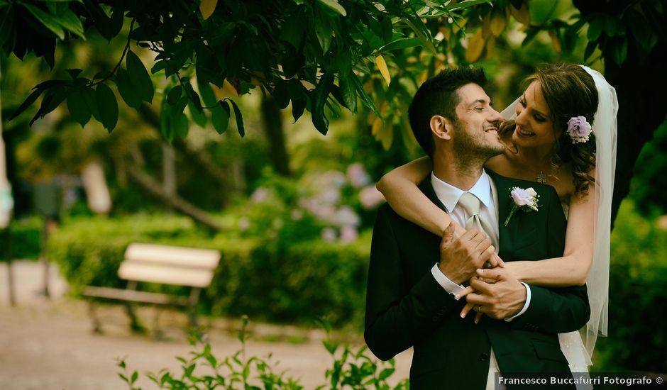 Il matrimonio di Enrico e Ivana a Catanzaro, Catanzaro
