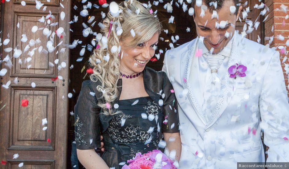Il matrimonio di Tony e Katia a Montorfano, Como