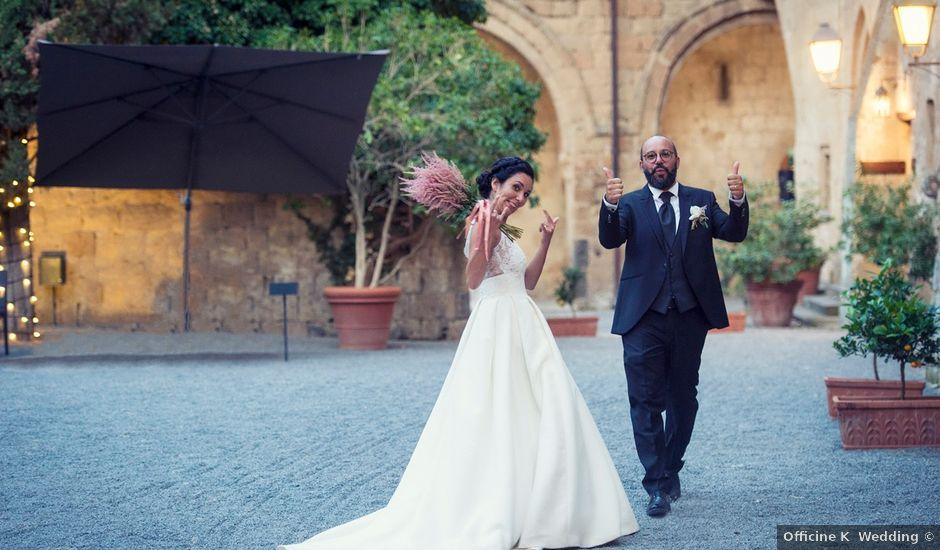 Il matrimonio di Massimo e Sara a Orvieto, Terni