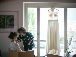 Le nozze di Laura e Régis 1