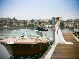 Le nozze di Laura e Régis