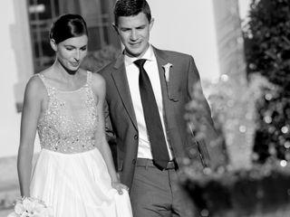 Le nozze di Elizabeth e Andrew