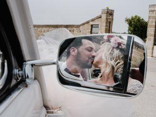 Le nozze di Jeannine e Carmine 1