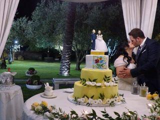 Le nozze di Fernanda e Francesco