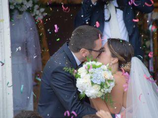 Le nozze di Michela e Salvatore