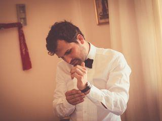 Le nozze di Chiara e Salvatore