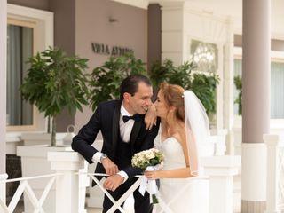 Le nozze di Vincenzo e Emily 3