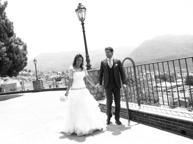 Le nozze di Antonella e Piero
