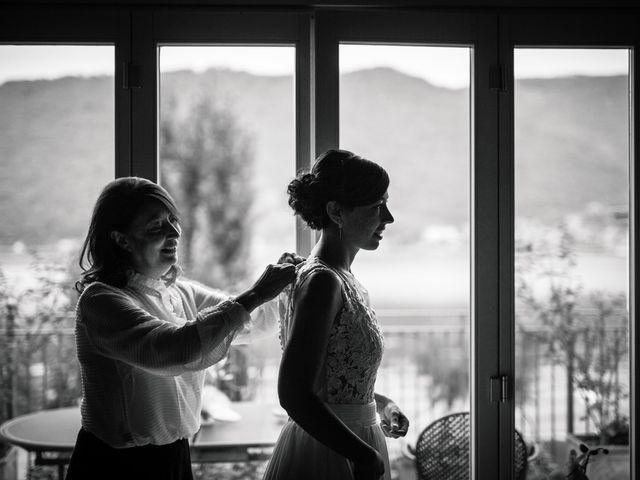 Il matrimonio di Régis e Laura a Sarnico, Bergamo 6