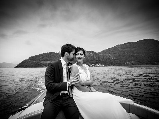 Il matrimonio di Régis e Laura a Sarnico, Bergamo 12