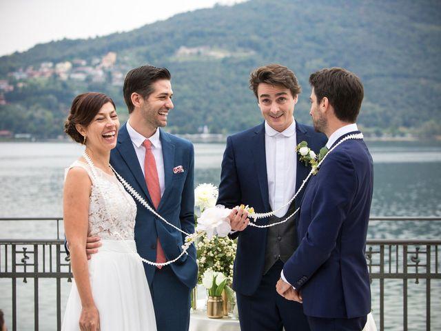 Il matrimonio di Régis e Laura a Sarnico, Bergamo 16