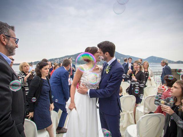 Il matrimonio di Régis e Laura a Sarnico, Bergamo 17